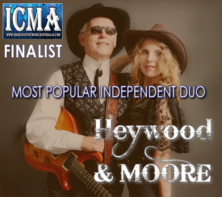 New single from Heywood & Moore with the Hoedown Band